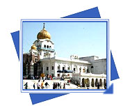 Gurdwara Bangla Sahib, Gurdwara Bangla Sahib tours, Visit Gurdwara Bangla Sahib of Delhi, Temple tour of Gurdwara Bangla