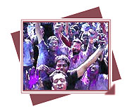 Holi, Holi fairs festivals, Holi travel, Holi of Delhi, Fair and Festival of Delhi, Delhi fairs festivals tour