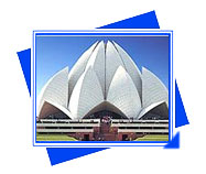Lotus Temple, Lotus Temple tours, Visit Lotus Temple of Delhi, Temple tour of Lotus Temple, Religious place of Delhi