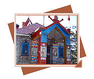jakhu Temple, jakhu Temple tours, Visit jakhu Temple of Himachal Pradesh, Temple tour of jakhu Temple, Religious place