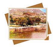 Ana Sagar Lake, Ana Sagar Lake tours, Visit Ana Sagar Lake of Rajasthan, Travel to Ana Sagar Lake, Beaches and Lakes