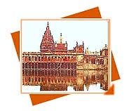 Durga Temple, Visit Durga Temple of Uttar Pradesh, Temple tour of Durga Temple, Religious place of Uttar Pradesh